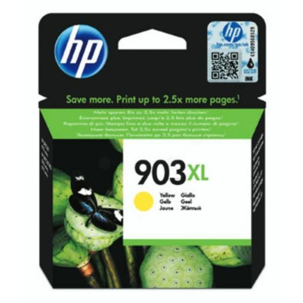 HP bläck 903XL gul 825sidor original