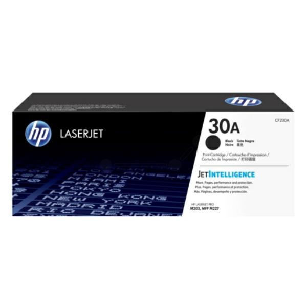 Lasertoner CF230A - 30A - 1600sidor - HP original