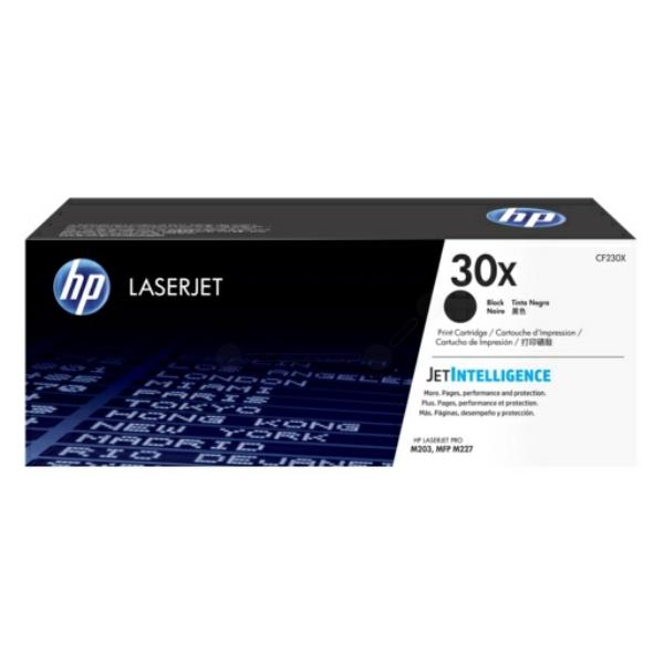 Lasertoner CF230X - 30X - 3500sidor - HP original