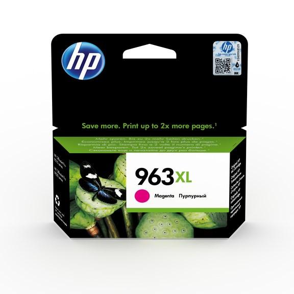 HP bläck 963XL Röd/magenta 1600sidor - original