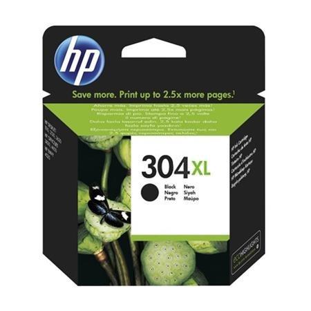HP bläck 304XL svart 300sidor - original