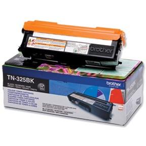 Toner TN325BK - Svart 4000sidor - original