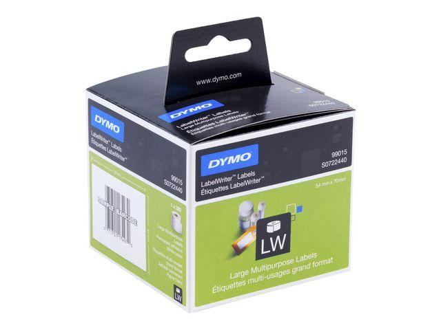 Etikett DYMO universal 89x28mm 260st/fp