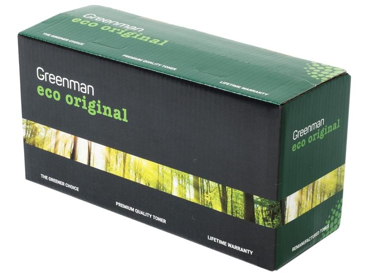 Toner kompatibel med TN325Y - Gul 3500sidor - Greenman