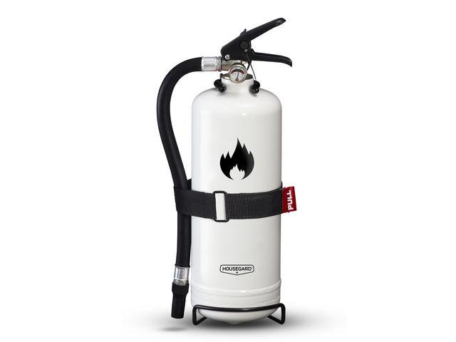 Brandsläckare pulver vit 2kg
