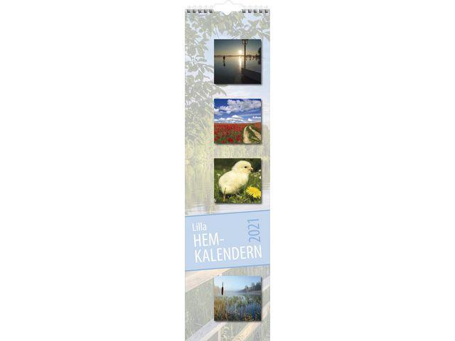 Lilla Hemkalendern - 1711  (2021)