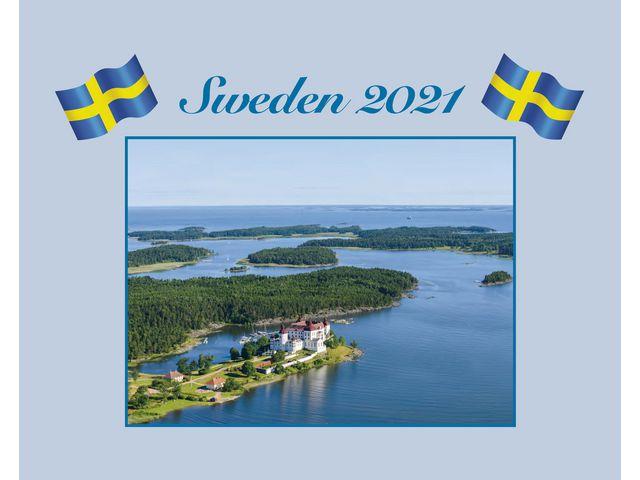 Sweden, med kuvert, -1730  (2021)