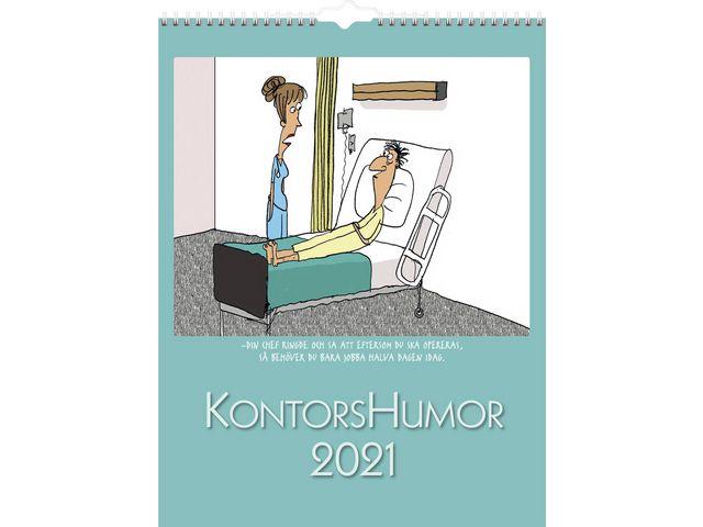 Kontorshumor -1707  (2021)