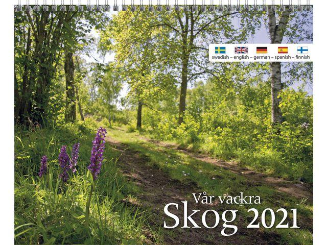 Vår vackra skog, -1735  (2021)
