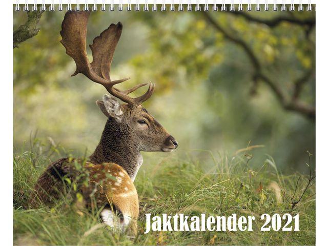 Jaktkalender - 1738  (2021)