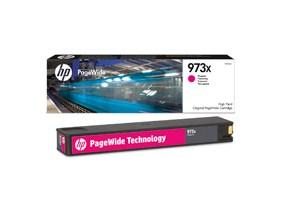 HP bläck 973X röd magenta 7000sidor - original