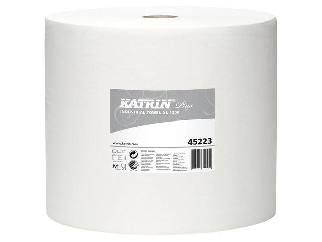Torkrulle industri Plus XL vit 1110meter/bredd 32cm