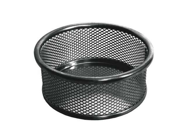 Gemkopp nät metall 118x50mm svart