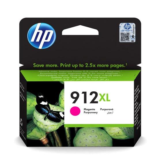 HP bläck 912XL Röd 825sidor - original
