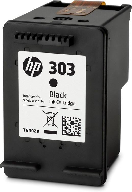 HP bläck 303 svart 200sidor - original