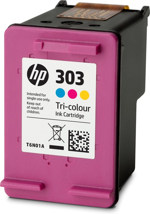 HP bläck 303 3färg CMY 165sidor - original