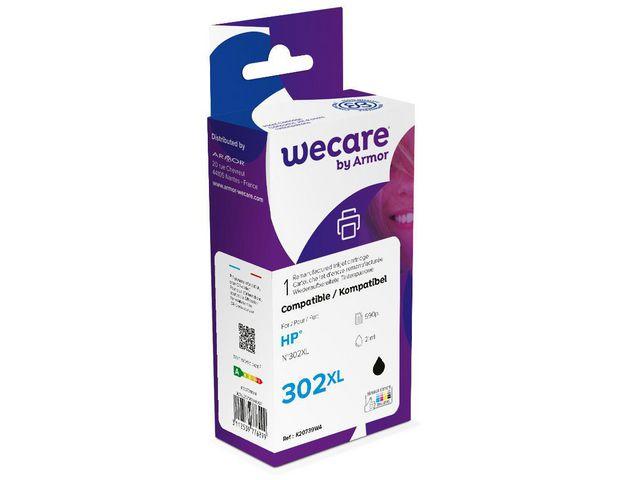 Kompatibel bläck 302XL svart 480sidor - WeCare