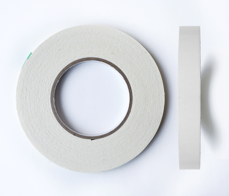 Double sided foam adhesive tape, 19mm