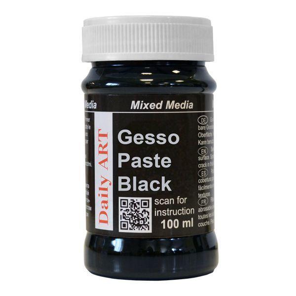 Gesso Pasta black