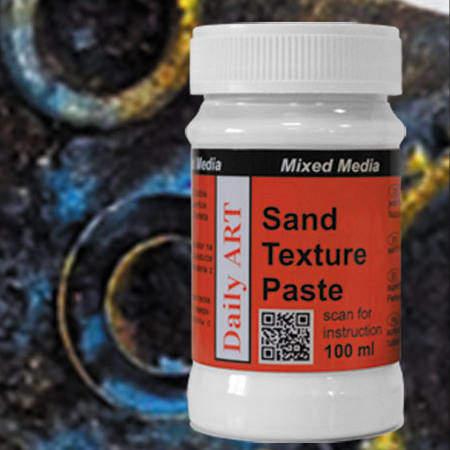 Sand texture paste