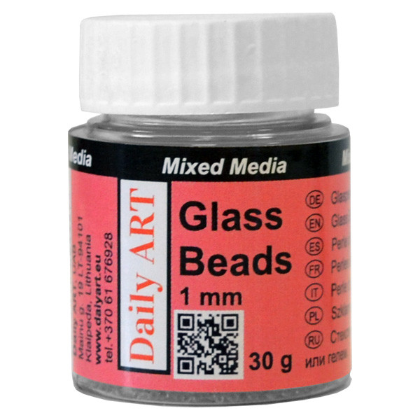 Glass beads 1 mm