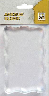 Nellie Snellen acrylblock litet