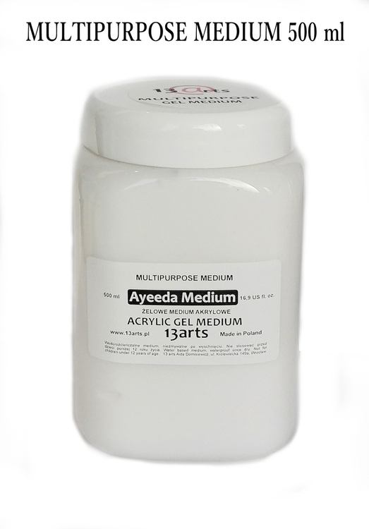 Multipurpose medium 120 ml