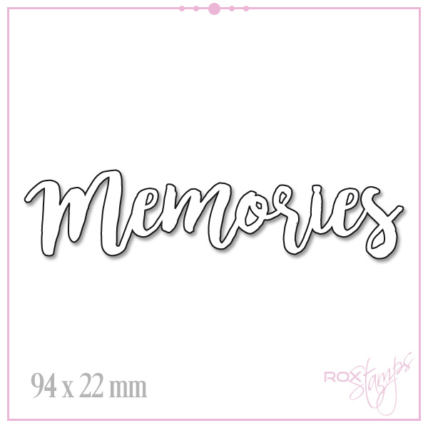 Memories RoxStamps