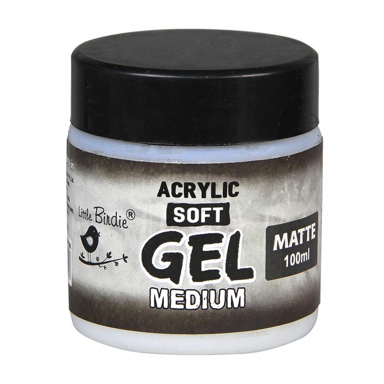 Gel Medium Matt