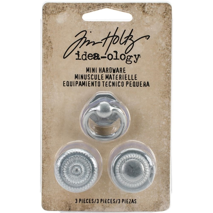 Tim Holtz mini hardware