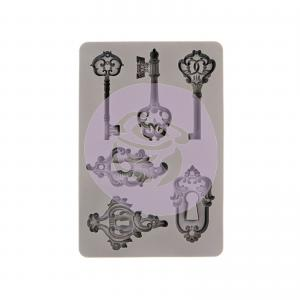 Silicone Mould Keys