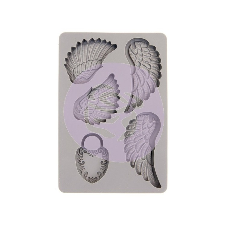 Prima mould Wing & Locket