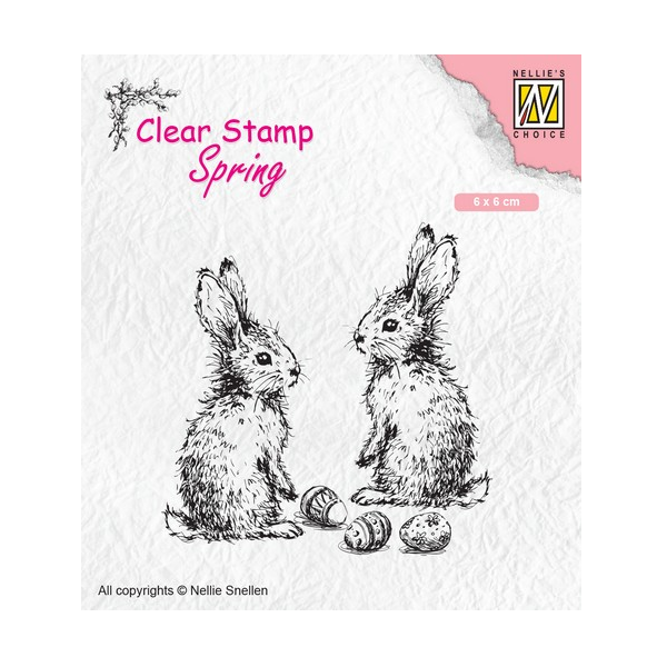 Clearstamp SPCS006