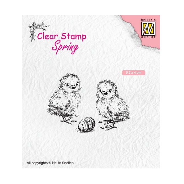 Clearstamp SPCS008