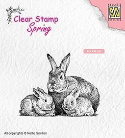 Clearstamp SPCS010