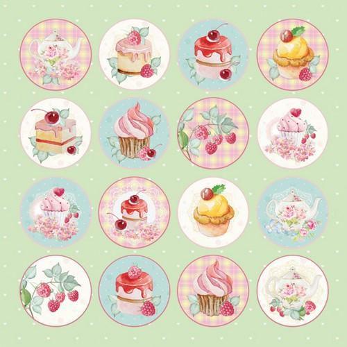 Sweet Dessert 07 Klippark