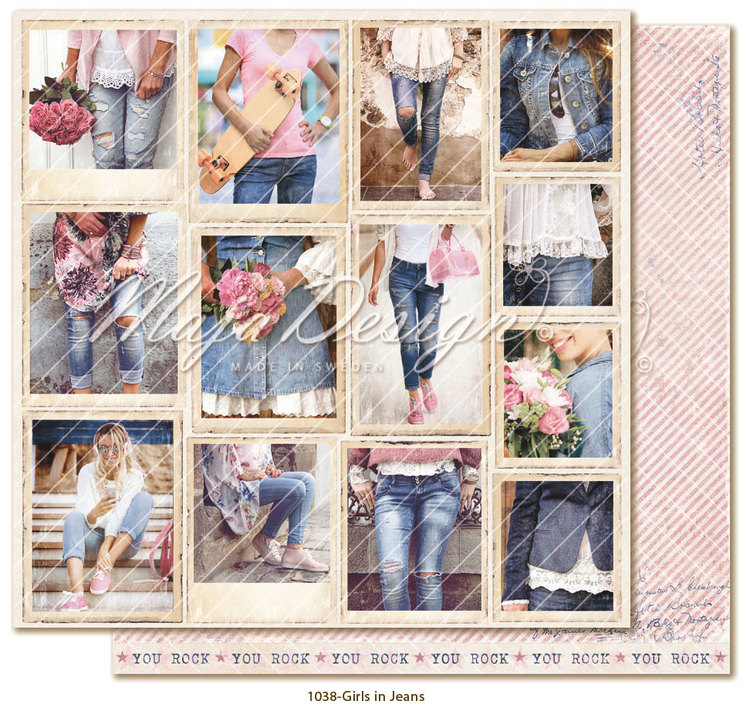 Maja Design  Denim & Girls