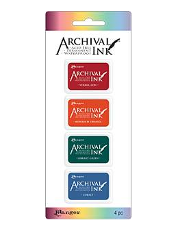 Archival Ink  Set 1