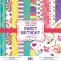 Sweet Birthday Paper Pads 12x12