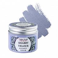 Shabby Velour  Lavender