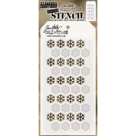 Tim holtz  Shifter snowflake