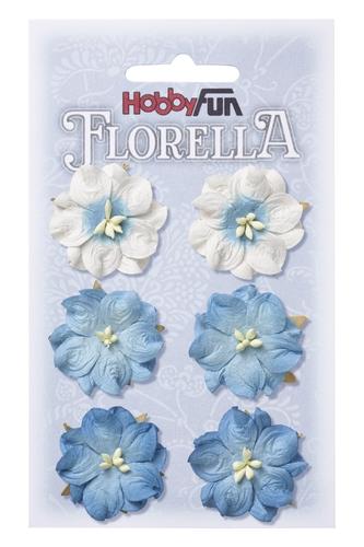 Hortensia 3.5 cm blå  3866054
