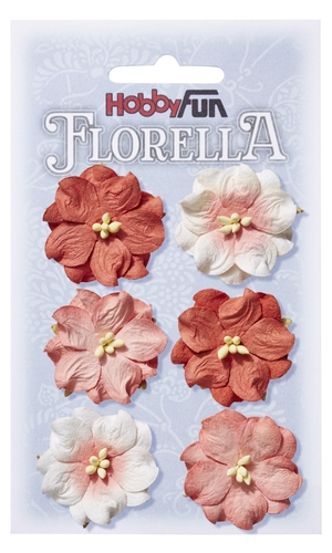 Hortensia 3.5cm persika 3866027