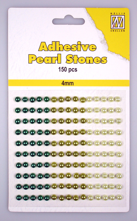 Halvpärlor 4 mm APS402