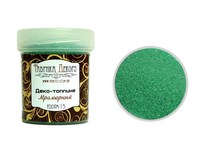 Deko topping  Mint plombir -13