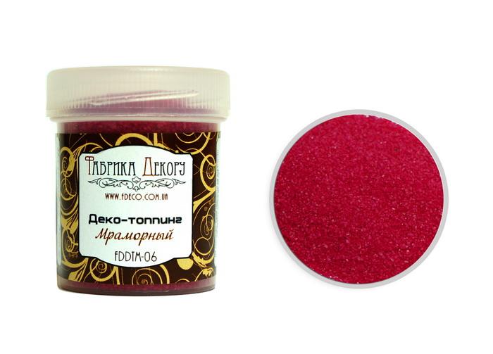Deko topping Raspberry jam -06