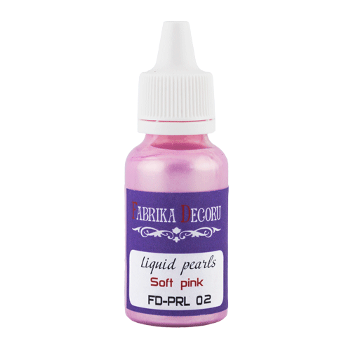 Liquid Pearls Soft Pink
