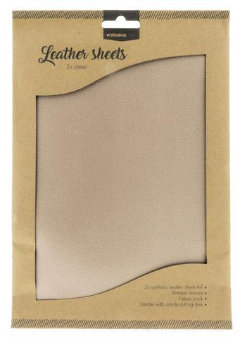 Fake leather sl01 Antique bronze