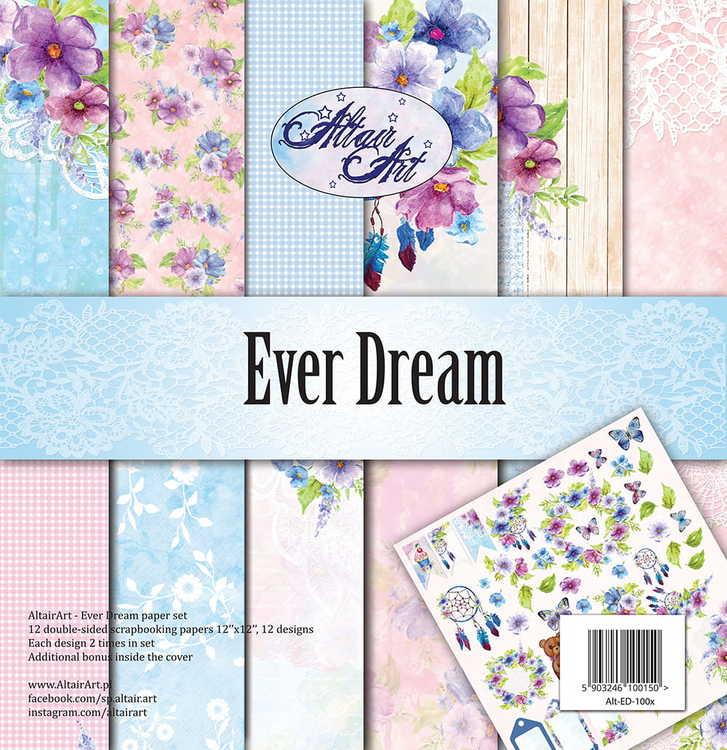 "Ever Dream 12x12"""