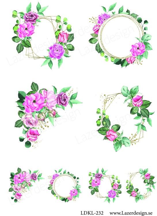 LDKL232 Blommor